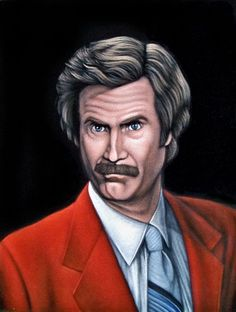 everyone get ready for anchorman II.  i don't know when, but it's happening