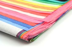 How to Make Fabric Dye With Tissue Paper ....good for t-shirts