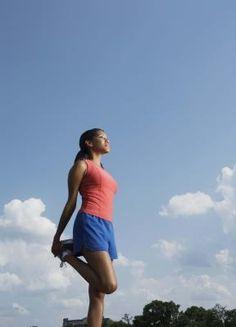 Stretches for Shin Splints