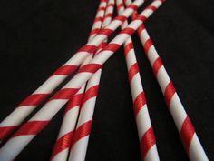 Fancy Lollipop Sticks, Cake POP Sticks, 6 inches color YOU CHOOSE. $5.50, via Etsy.