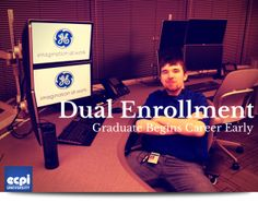 Dual Enrollment Graduate to Begin Career Early