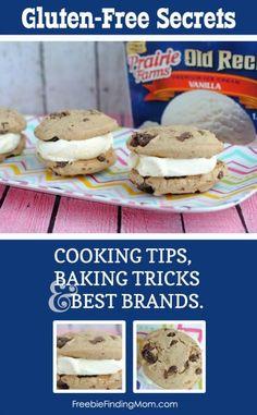 How To Go Gluten-Free: Gluten-Free Cooking Tips, Baking Tricks & Best Brands