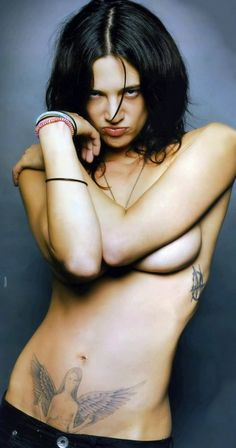 Asia Argento, Italian Actress, Singer, Model, and Director.