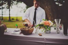 boiled peanuts! #LillyPulitzer #SouthernWeddings