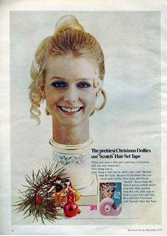 Ummm, no.  #creepy #vintage #ad