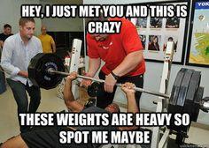 Funny Gym Motivation Meme : Why are free weights are superior? u2013 glutenfreeveganbodybuilding