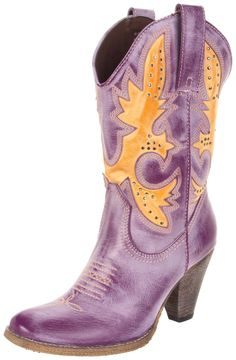 When you want to flaunt your JMU pride, country style
