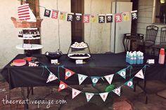 #treasure hunt #birthday #party