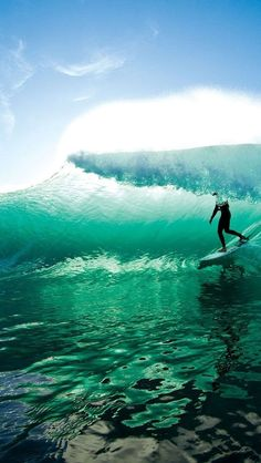 Before I die I'd like to try surfing, I'd probably chicken out of it or I won't be any good.