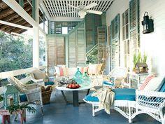 :) porch