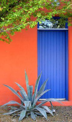 Door ~ Tucson, Arizona