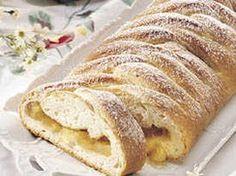 Bread Machine Easy Apple Coffee Cake