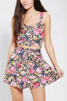 Loving this skirt set