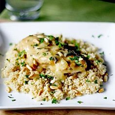 Slow-Cooker White Wine and Garlic Chicken