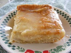 The Adventures of Kitchen Girl: Easy Cheese Danish