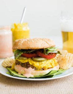 Vermont Burgers #recipe