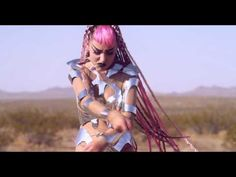 "Grimes channels her inner harajuku for ""Genesis"" video"
