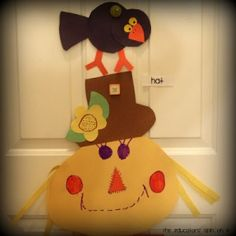 Scarecrow Crafts and Activities Roundup on Alldonemonkey.com