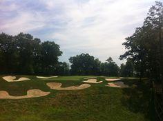 Par 5 #6 at Great River Golf Club