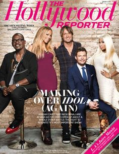 Randy Jackson, Nicki Minaj, Mariah Carey, & Keith Urban Talk American Idol! - http://chicagofabulousblog.com/2013/01/04/randy-jackson-nicki-minaj-mariah-carey-keith-urban-talk-american-idol/