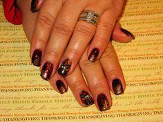 art wwwnailsmagcom, wwwnailsmagcom nailart, nailart ohionailtech, junki thanksgivingnaildesign, magazin wwwnailsmagcom