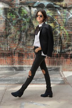 Salute Your Boot | Man Repeller