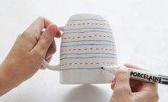 Personalize mugs for gifts