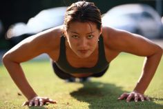 100 Push-Ups in 6 Weeks. Like a couch to 5k program for push-ups