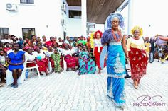 Traditional Delta Igbo Bride   Image by Posh Click Photography