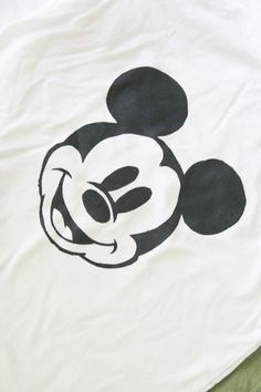 MUST do this for Disney shirts!