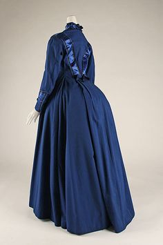 Dressing gown Date: 19th century