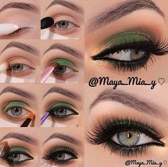 Would go great on my wife's beautiful hazel eyes! Camo inspired!