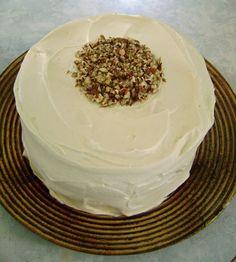 Pecan Pie Cake posted on joeandsue.blogspot.ca