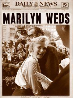 Marilyn & Arthur Miller