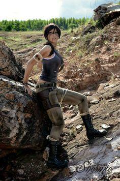 Lara cosplay