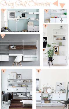 Home Build | Living Room Inspiration
