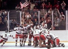 The Miracle On Ice. #1980