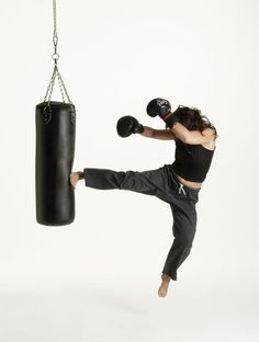 You too can be a Kung-Fu Master! #fitness #health