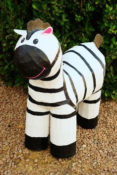 Zebra Piñata