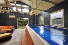 Basement Pool On Pinterest Pools Basements And Swimming