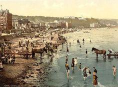 Douglas, Isle of Man between 1890 and 1900.