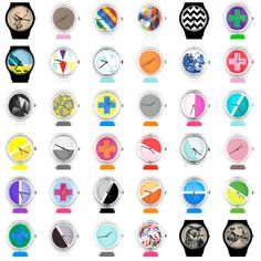 May 28th Watches also own this nifty site called instaWATCH where you can add Instagram photos and make them into a watch or upload any photo to create a completely custom watch.