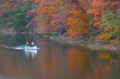 Eagle Lake at Morehead state university, Morehead Kentucky