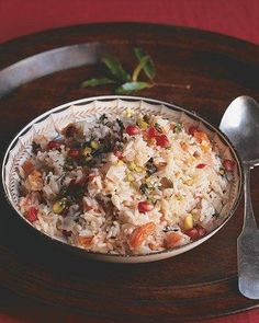 Pomegranate Pilaf Recipe