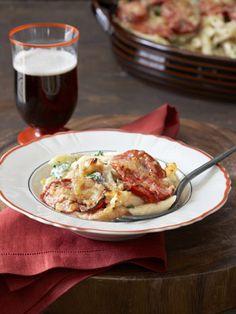 Roasted Vegetable Mac 'n' Cheese