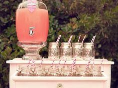 lemonade bar :)