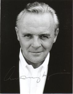 Anthony Hopkins~great actor!