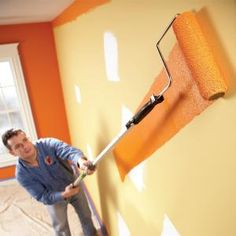 How to fix wall flaws like stains, holes, cracks and popped nails before you paint.