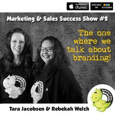 The Marketing & Sales Success Show - The one where talk about branding and sing like Justin Timberlake!