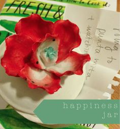 happiness jar | put happy memories in the jar at the start of new year / birthday and read them all later | joodyjoods